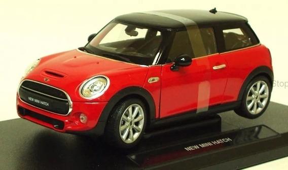 Mini Cooper New Mini Hatch Auto Welly 1:18
