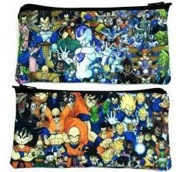 Cartuchera De Anime Dragon Ball Z Goku Vegeta Freza Piccolo