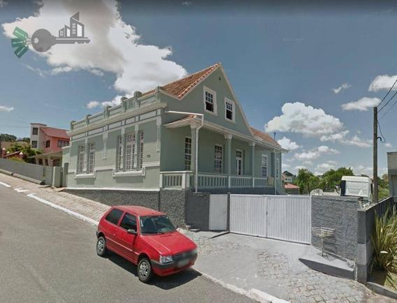 Terreno Residencial/comercial À Venda, Centro, Rio Negro. - Te0022