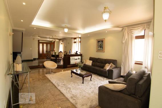 Casa Mobiliada Com 4 Dormitórios E 4 Garagens - Id: 892968162 - 268162