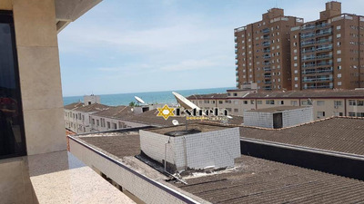 Cobertura Com 2 Dormitórios À Venda, 200 M² Por R$ 290.000 - Canto Do Forte - Praia Grande/sp - Co0246