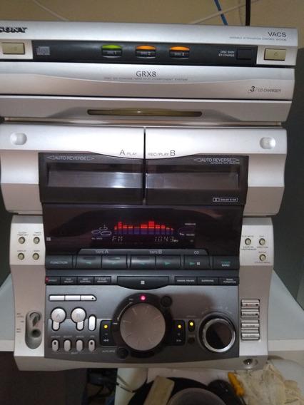 Central Sony Grx 8