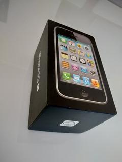 iPhone 3gs Funcionando Com Caixa Para Colecionador