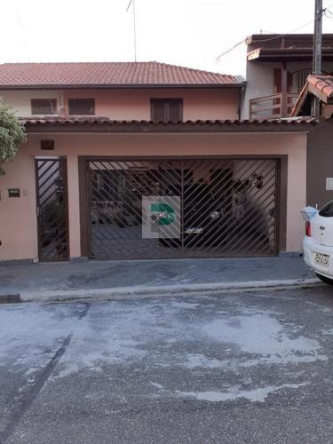 Sobrado Para Venda Em Mogi Das Cruzes, Residencial Novo Horizonte I, 3 Dormitórios, 2 Suítes, 2 Banheiros, 2 Vagas - So0161_2-1145099