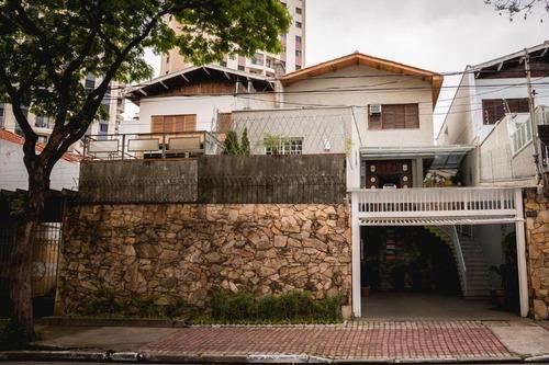 Sobrado À Venda, 310 M² Por R$ 1.800.000,00 - Vila Regente Feijó - São Paulo/sp - So6917