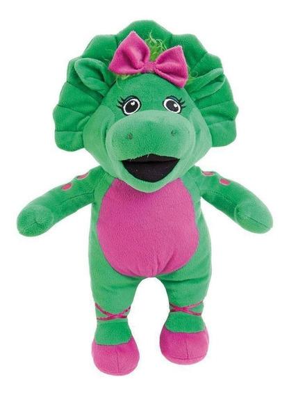 Pelúcia Baby Bop - Turma Do Barney - Multibrink