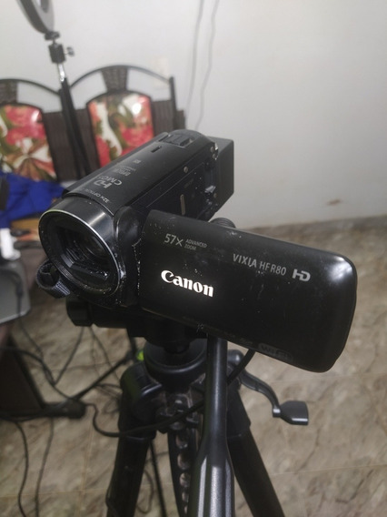 Filmadora Canon Vixia Hr 80 E Hr 700