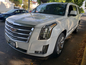 Cadillac Escalade 2016 Larga Platinum Impecable!!!