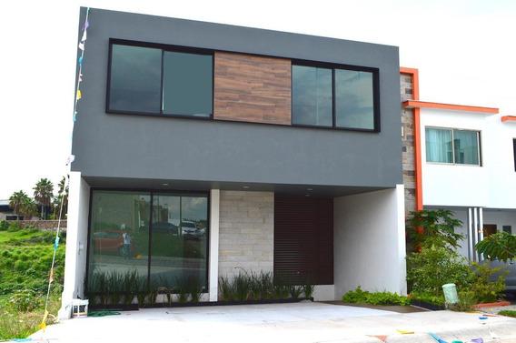 Casa Nueva En Argenta Mirador Residencial En Zapopan
