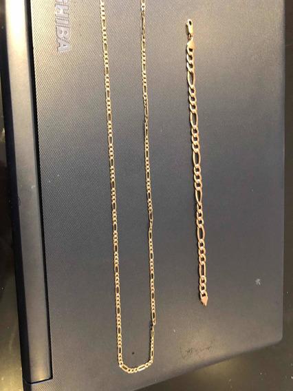 Collar Oro 14 K