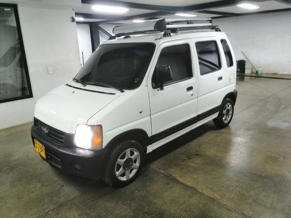 Chevrolet 2001 Chevrolet Wagon R 2001