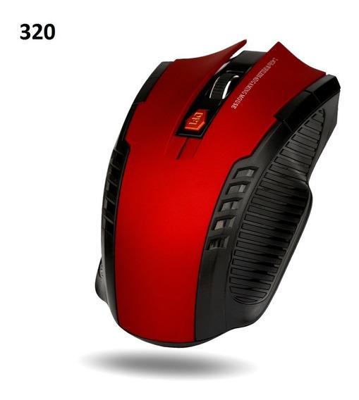 Mouse Óptico Gamer 1200dpi Pc Profissional Usb Alta Precisao