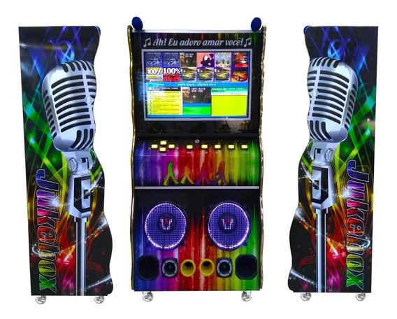 Maquina De Musica Karaoke Videoke Residencial Sem Fichas Wa