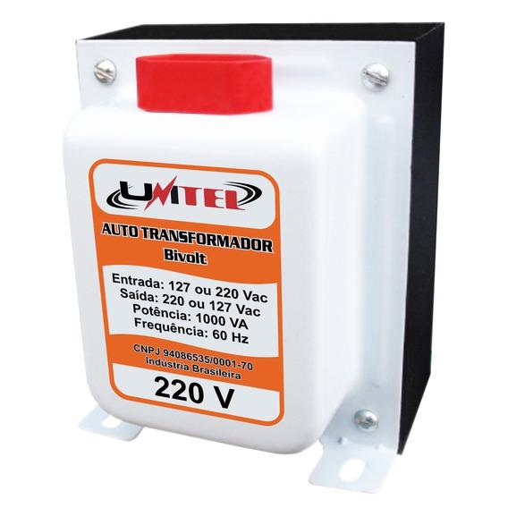 Auto Transformador 60 Hz Bivolt 2000va Unitel