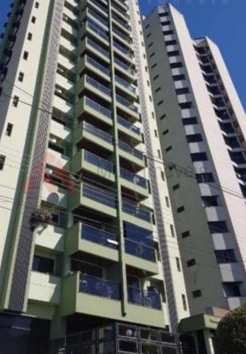 Exelente Apartamento Próximo Ao Centro, Aceita Permuta - Edifício Floresta Negra - Mi653