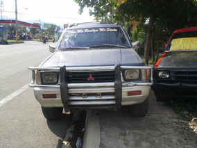 Mitsubishi L200 1997 4x4 Diesel Nitida