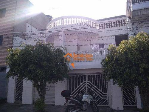 Imagem 1 de 6 de Casa Com 5 Dormitórios À Venda, 400 M² Por R$ 530.000,00 - Jardim Jacy - Guarulhos/sp - Ca0537