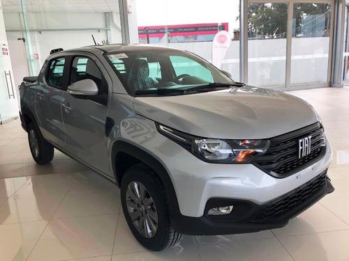 Fiat Nueva Strada 0km Retira Con $ 420.000 Y Cuotas Tasa 0%