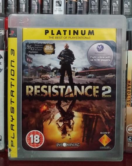 Resistance 2 Completo Ps3 | Parcelamento Sem Juros