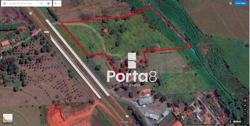 Área À Venda, 44000 M² Por R$ 5.720.000,00 - Zona Rural - Cedral/sp - Ar0013