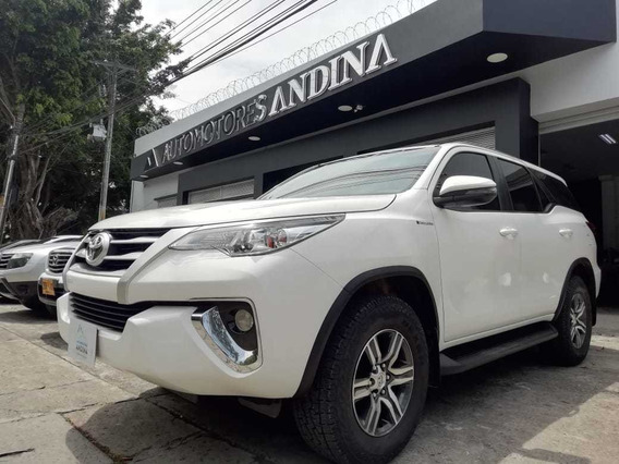 Toyota Fortuner Sw4 2018 Automatica Secuencial 2.8 546