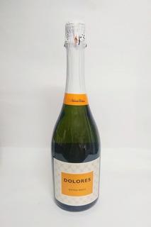 Champagne Dolores Extra Brut 750 Ml Hipermayorista-bi