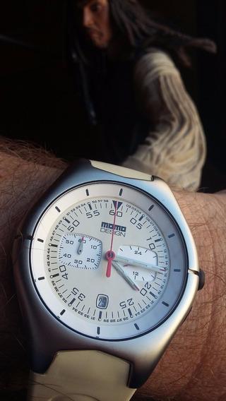 Relógio Momo Design - Original - Cronógrafo