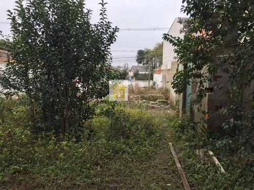 Terreno A Venda No Bairro Boqueirão Em Curitiba - Pr.  - 445-1