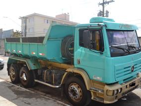 Caminhão Mercedes 17x18 Basculante 97/98