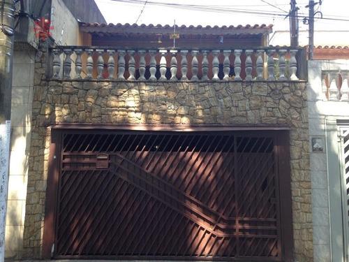 Imagem 1 de 15 de Casa Sobrado Em Jardim Vila Formosa  -  São Paulo - 1037