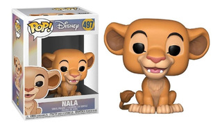 Funko Pop #497 Nala - Lion King - Disney - 100% Original