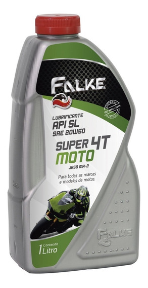 Óleo Motor 4t 20w50-recomendado Cx-12