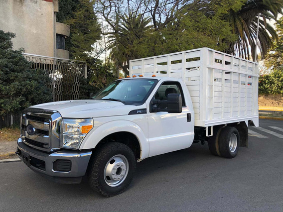 Ford F-350 6.2 Xl Plus Ac Mt 2015