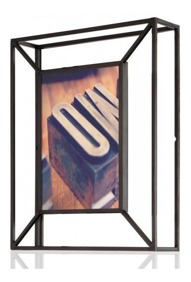 Porta Retrato Matrix 13x18 Preto - Umbra
