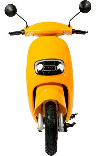 Imagen 1 de 10 de Moto Electrica Tipo Scooter Modelo Electrón