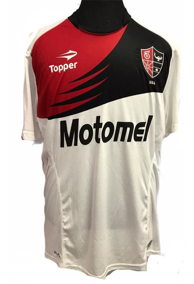 Camiseta De Newells Alternativa 2012 Match Worn 14