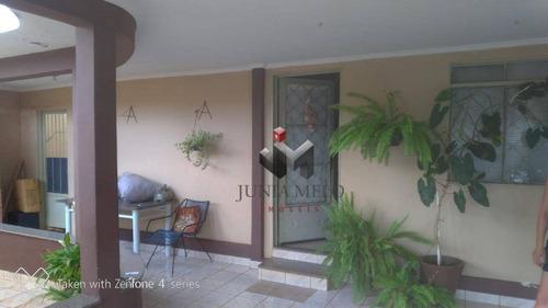 À Venda Por R$ 250.000 Casa Com 3 Dormitórios, 88 M² - Quintino Facci Ii - Ribeirão Preto/sp - Ca0546