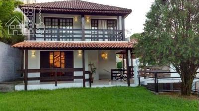 Casa Residencial À Venda, Baldeador, Niterói. - Ca0639