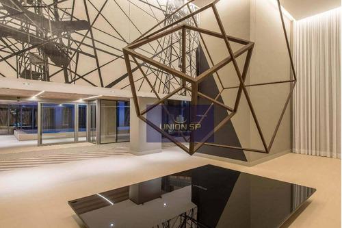 Imagem 1 de 8 de Studio À Venda, 36 M² Por R$ 720.000,00 - Pinheiros - São Paulo/sp - St0138