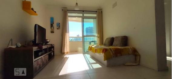 Apartamento Para Aluguel - Itacorubi, 2 Quartos, 77 - 893107814