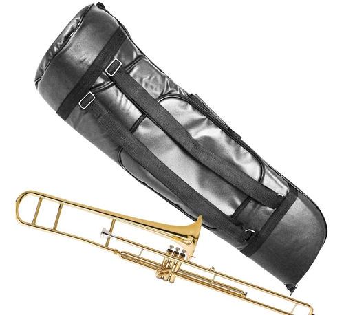 Capa Trombone Longo Tarttan Emborrachada