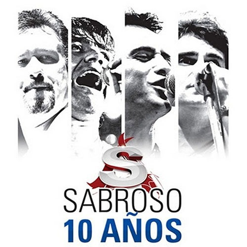 Cd Sabroso 10 Años 3cd + Dvd + Libro Original Musicanoba