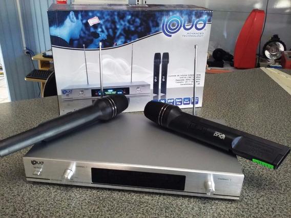 Microfone Sem Fio Ld 6630 - Loud
