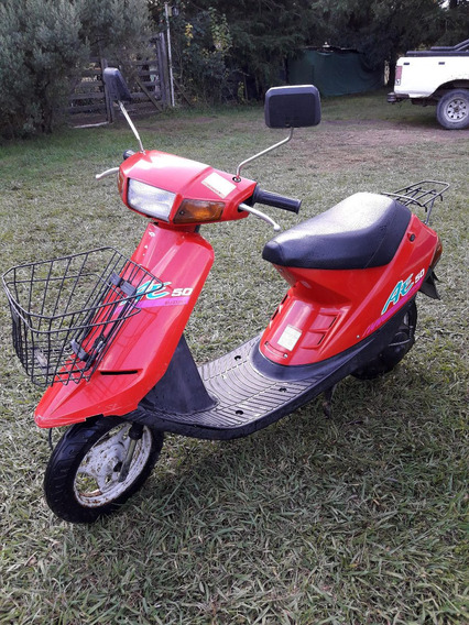 Scooter Suzuky Ae 50 1996
