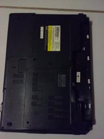 Carcaça Base Inferior Notebook Cce Win Cle325 Ok