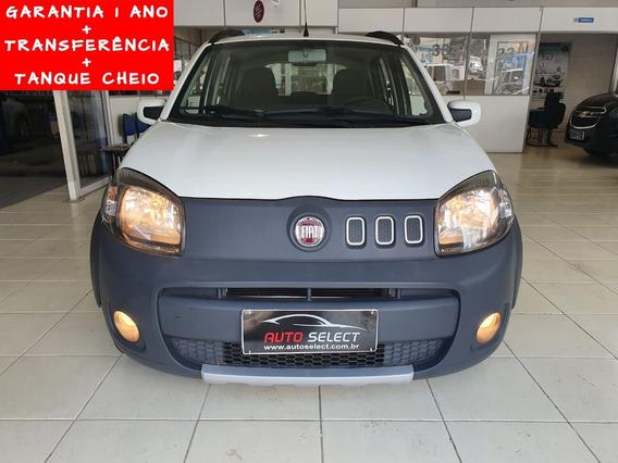 Fiat Uno Way 1.4 Celebration Única Dono. Impecável.