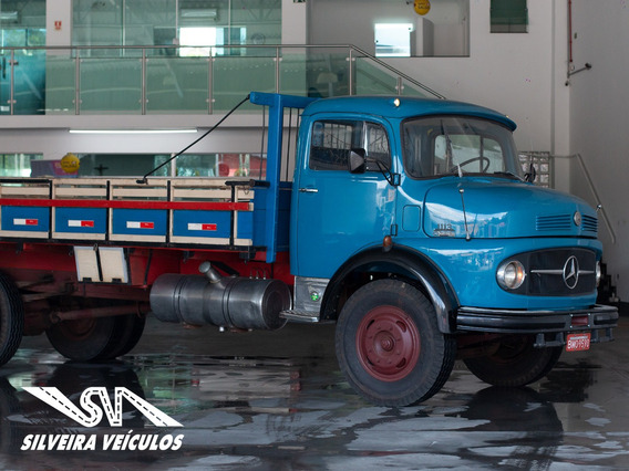 Mercedes Benz 1113 - Ano: 1974 - Carroceria