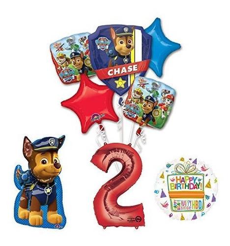 Paw Patrol Lo Último En Artículos Para Fiestas De Cumpleaños
