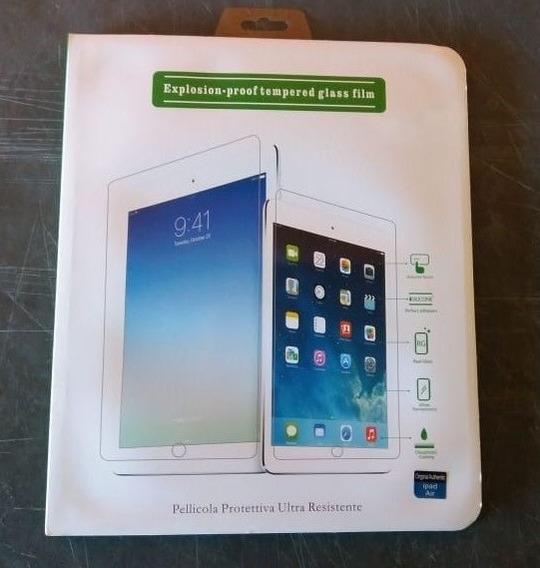 Pelicula De Vidro Temperado iPad Air
