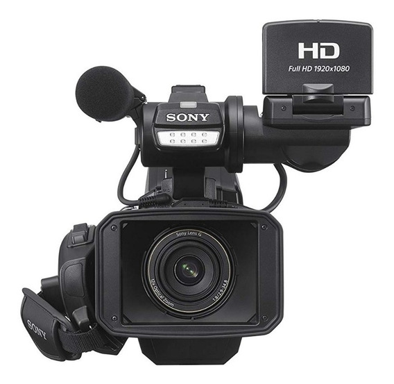 Filmadora Sony Hxr-mc2500 (ntsc)
